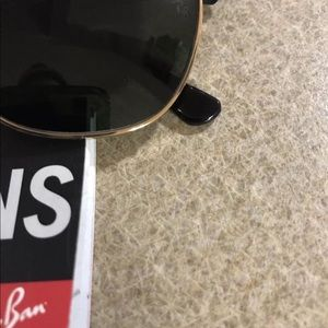 1851929628 Ray-Ban Accessories - Ray ban Clubmaster Black 3016 W0365 51mm UNISEX
